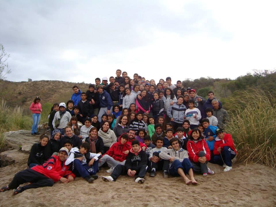 Campamento 1º y 2º año